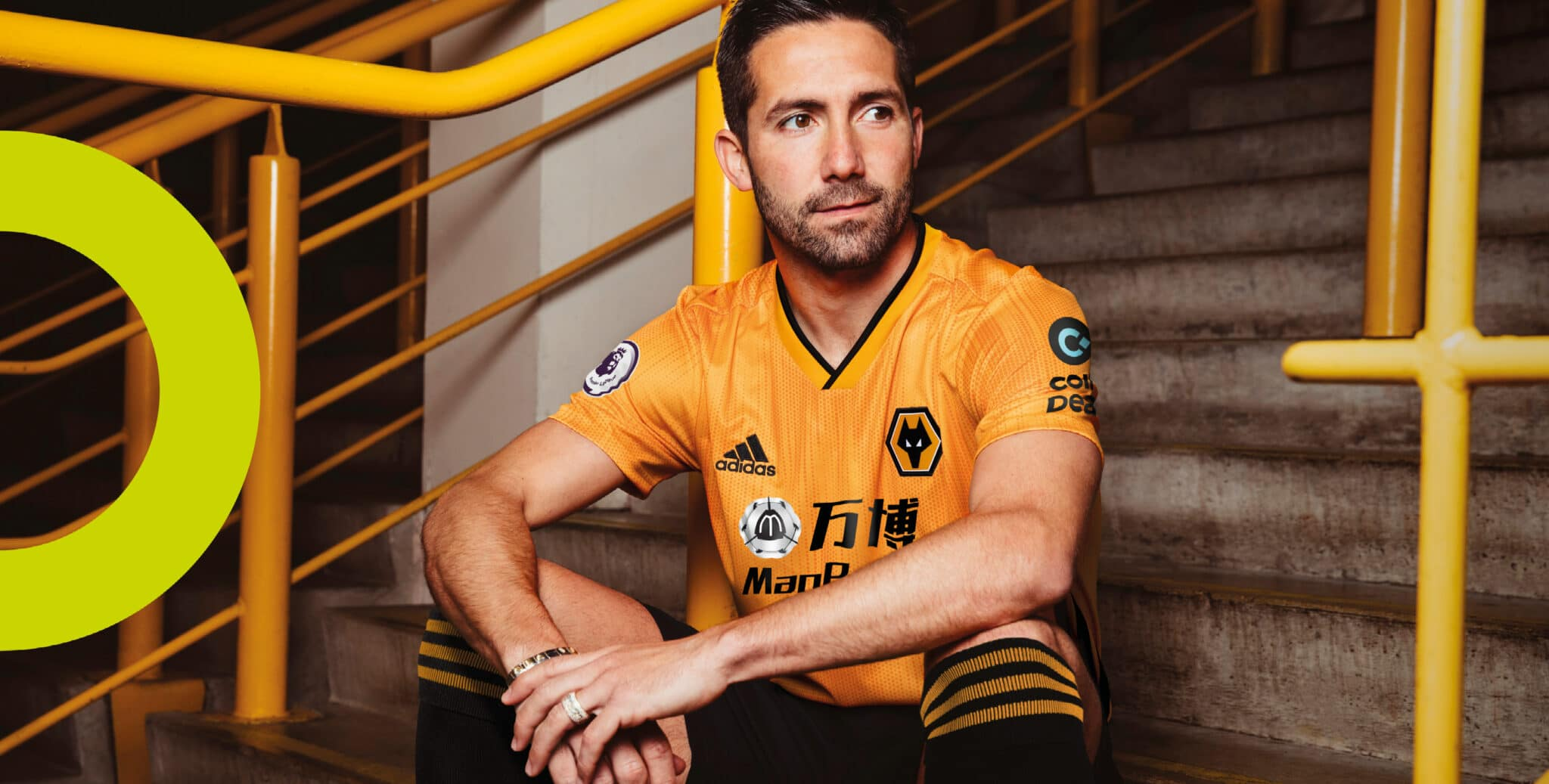 Wolverhampton Wanderers Kit Launch Retouching