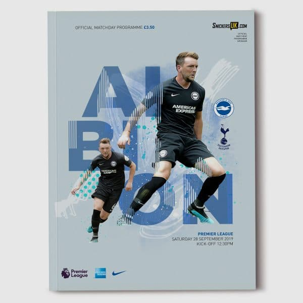 Programme Cover Design 5