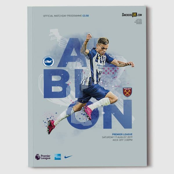 Programme Cover Design 1