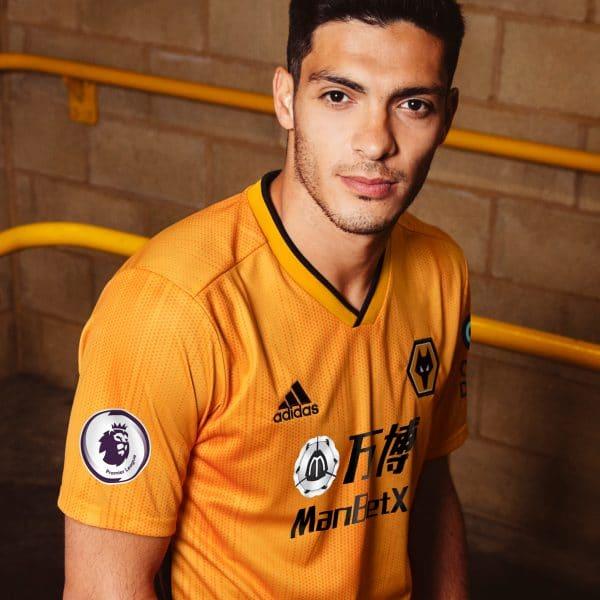 Wolverhampton Wanderers Kit Retouching 2019 2