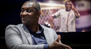 Photograph of Emile Heskey 1