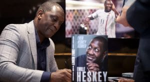 Photograph of Emile Heskey 4