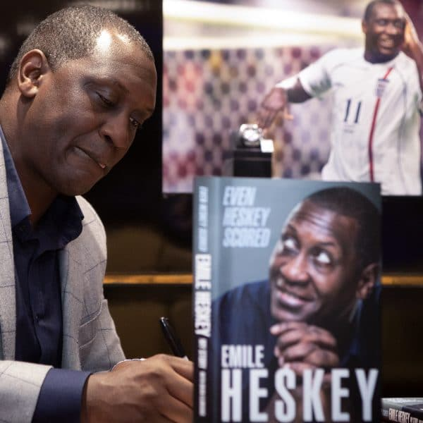 Emile Heskey Book Launch 3