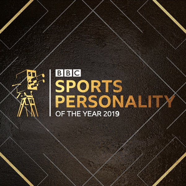 An image showing the BBC Sports Personality of the Year 2019 logo
